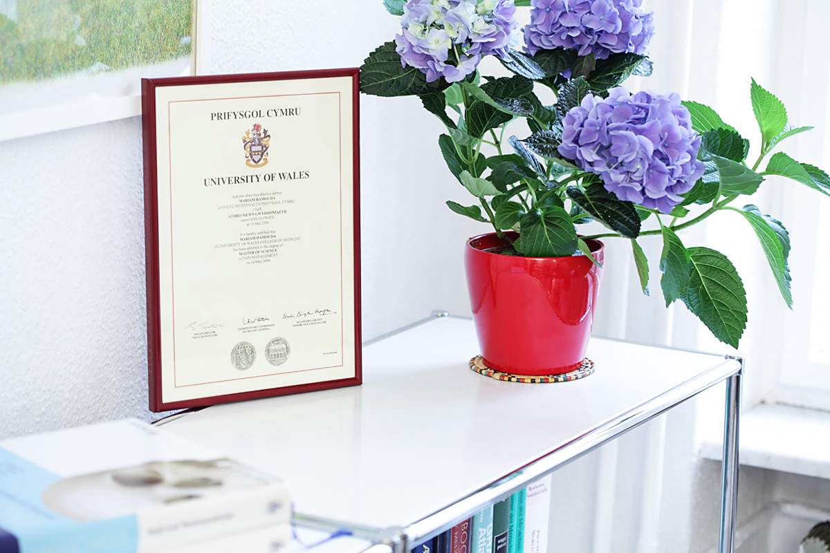 Zertifikat PRIFYSGOL CYMRU